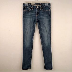 AG Adriano Goldschmied Size 26 The Stevie Jeans